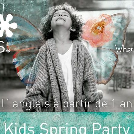 KIDS SPRING PARTY