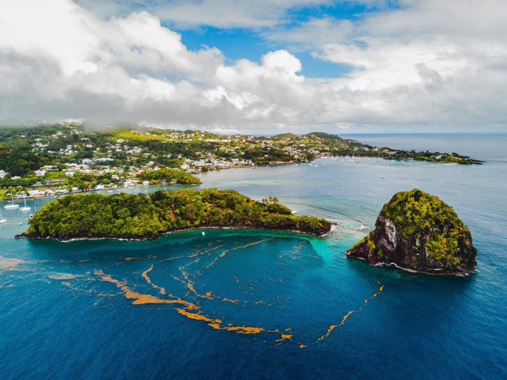 pays sans visa maroc Saint-Vincent-et-les-Grenadines