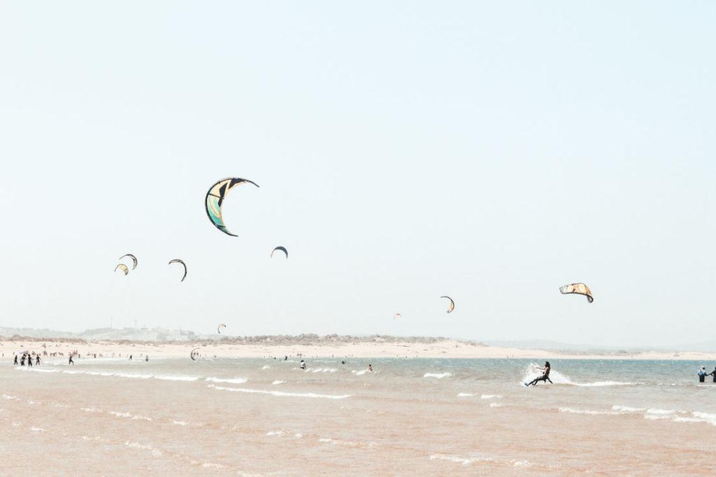 spots de surf au maroc essaouira